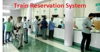 airline reservation system project in c